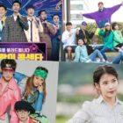 """""""Love Call Center"""" y """"Running Man"""" en la lista de programas de TV más populares + IU y SSAK3 aparecen en las listas de miembros de programas de variedades"""