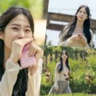 Seo Eun Soo estalla en lágrimas después de despertarse en una aldea misteriosa en un nuevo drama de OCN