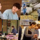 """IU, Yeo Jin Goo y P.O de Block B muestran su amistad durante su reunión en """"House on Wheels"""""""