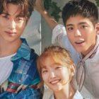 """Record Of Youth"" protagonizado por Park Bo Gum, Park So Dam y Byun Woo Seok revela afiche principal"