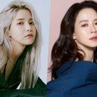 """Solar de MAMAMOO comparte dulce regalo que Song Ji Hyo le dio después de grabar """"Running Man"""" juntas"""