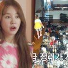 "Yoon Eun Hye derrama lágrimas en el avance del reality show ""The House Detox"""