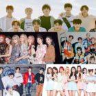 Gaon anuncia nuevo grupo de certificaciones de millón y platino