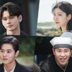 El próximo drama romántico de Ong Seong Wu y Shin Ye Eun comparte una mirada más cercana de sus personajes