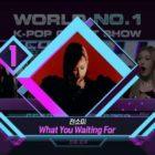 """Somi logra su primera victoria como solista en """"M Countdown"""" con """"What You Waiting For"""" – Presentaciones de Kang Daniel, (G)I-DLE y más"""