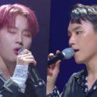 """Ha Sung Woon y Im Han Byul realizan un emotivo dueto en """"Immortal Songs"""""""