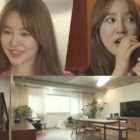 """Yoon Eun Hye se llena de lágrimas por la transformación de su hogar en """"The House Detox"""""""