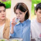 """Ha Seok Jin, Im Soo Hyang y Ji Soo tienen una comida incómoda juntos en """"When I Was The Most Beautiful"""""""