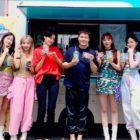 """(G)I-DLE envía a Jun Hyun Moo un camión de café después de que letra incorrecta de """"DUMDi DUMDi"""" se volviera viral"""