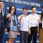 Jin Goo, Choi Siwon de Super Junior y más hablan sobre el inusual elenco y formato de su nuevo reality show