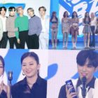 "Ganadores de los ""2020 Soribada Best K-Music Awards"""