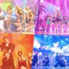 Actuaciones de los 2020 Soribada Best K-Music Awards