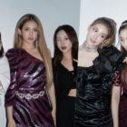 Somi agradece a JooE de MOMOLAND, a Umji de GFRIEND y a Kim Sae Ron por su apoyo
