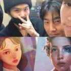 9 colaboraciones de Suga de BTS que son obras geniales