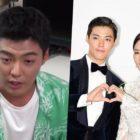Kangnam habla sobre la vida de recién casados + revela que obtuvo una licencia de masaje deportivo para su esposa Lee Sang Hwa