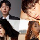 Lee Jung Shin de CNBLUE, Mina de gugudan, Kwon Hyun Bin y Lim Nayoung elegidos para un nuevo drama