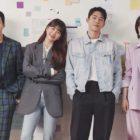 """Suzy, Nam Joo Hyuk, Kim Seon Ho y Kang Han Na están listos para tomar desafíos en póster de """"Start-Up"""""""