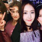 Somi y SinB de GFRIEND muestran amor por Kim Sae Ron
