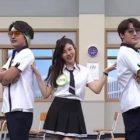 Lee Do Hyun demuestra sus habilidades para el baile + realiza cover de SSAK3 junto a Yoon Sang Hyun y Kim Ha Neul