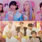 8 colaboraciones K-Pop y occidentales que tenemos en modo repetición