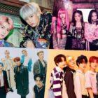 EXO-SC, BLACKPINK, ATEEZ, TXT, y más reciben certificaciones de platino y doble platino de Gaon