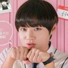 """Park Ji Hoon habla sobre las presiones de protagonizar una popular adaptación de webtoon, similitudes con su personaje de """"Love Revolution"""" y más"""