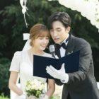 """""""Once Again"""" da una mirada de la hermosa boda de Lee Cho Hee y Lee Sang Yi"""