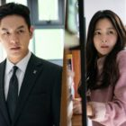 """Kim Hee Sun y Kwak Si Yang se encuentran cara a cara en """"Alice"""""""