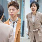 """La terquedad de Park Bo Gum enfurece a Shin Dong Mi en """"Record Of Youth"""""""