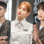 """Park Bo Gum, Park So Dam y Byun Woo Seok muestran pasión y dedicación detrás de las cámaras de """"Record Of Youth"""""""