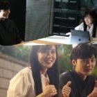 """Park Eun Bin y Kim Min Jae están muy animados en el set de """"Do You Like Brahms?"""""""
