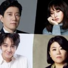 [Actualizado] Kim Bum, Kim Myung Min, Ryu Hye Young y Lee Jung Eun confirmados para nuevo drama legal