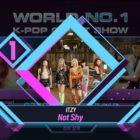 """ITZY logra quinta victoria y triple corona para """"Not Shy"""" en """"M Countdown"""" – Presentaciones de Stray Kids, CLC, Wonho y más"""