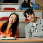 """Kim Hee Sun y Joo Won comparten una adorable química fuera de pantalla en imágenes tras las cámaras de """"Alice"""""""