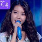 """El PD de """"Yoo Hee Yeol's Sketchbook"""" revela por qué IU estaba preocupada por el especial de su 12° aniversario + le agradece por triplicar las calificaciones del programa"""