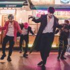 """Choi Jin Hyuk muestra sus maravillosos movimientos en """"Zombie Detective"""""""