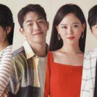 """Suzy, Nam Joo Hyuk, Kang Han Na y Kim Seon Ho dan información sobre sus personajes de """"Start-Up"""" a través de pósters"""