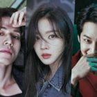 El drama de fantasía de tvN revela impactantes afiches de personajes de Lee Dong Wook, Jo Bo Ah y Kim Bum