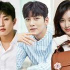 Kim Min Seok se une a Ji Chang Wook y Kim Ji Won en su primer drama tras la finalización de su servicio militar
