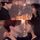 Lee Dong Wook y Jo Bo Ah se dicen cumplidos en set del reportaje del cartel de drama de fantasía