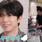 "Wooyoung de 2PM revela su casa y sorprende con su vida diaria al elenco de ""Home Alone"" (""I Live Alone"")"