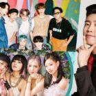 Se anuncia el ranking de reputación de marca de cantantes de septiembre