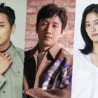 Joo Ji Hoon, Lee Sun Gyun, Park Ju Hyun, y más son confirmados para nueva película
