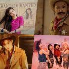 K-Pop & el viejo oeste: 10 videos musicales K-Pop con temática vaquera que amarás