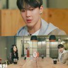 """Shownu de MONSTA X se revela como el cuarto juez de """"CAP-TEEN"""" de Mnet"""