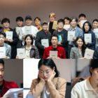 Namgoong Min, Seolhyun de AOA, Lee Chung Ah y más, realizan primera lectura de guión para nuevo drama de tvN