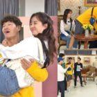 """El elenco de """"Running Man"""" se enfrentará en una batalla por los corazones de Song Ji Hyo y Jung So Min"""
