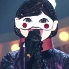 "Vocalista principal de grupo femenino desafía el trono en ""The King Of Mask Singer"""