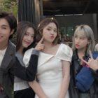 La ex-lider de GOOD DAY Heejin se casa + Yunho de TVXQ y otras celebridades asisten a la boda