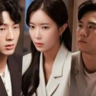 "Ji Soo, Im Soo Hyang y Ha Seok Jin juegan a un juego inquietante en ""When I Was The Most Beautiful"""